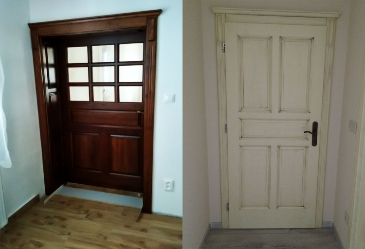 masivne dvere